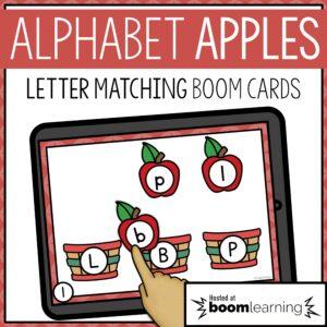 alphabet activities digital resources