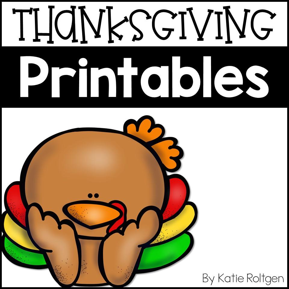 free activity for kindergarten, thanksgiving activities