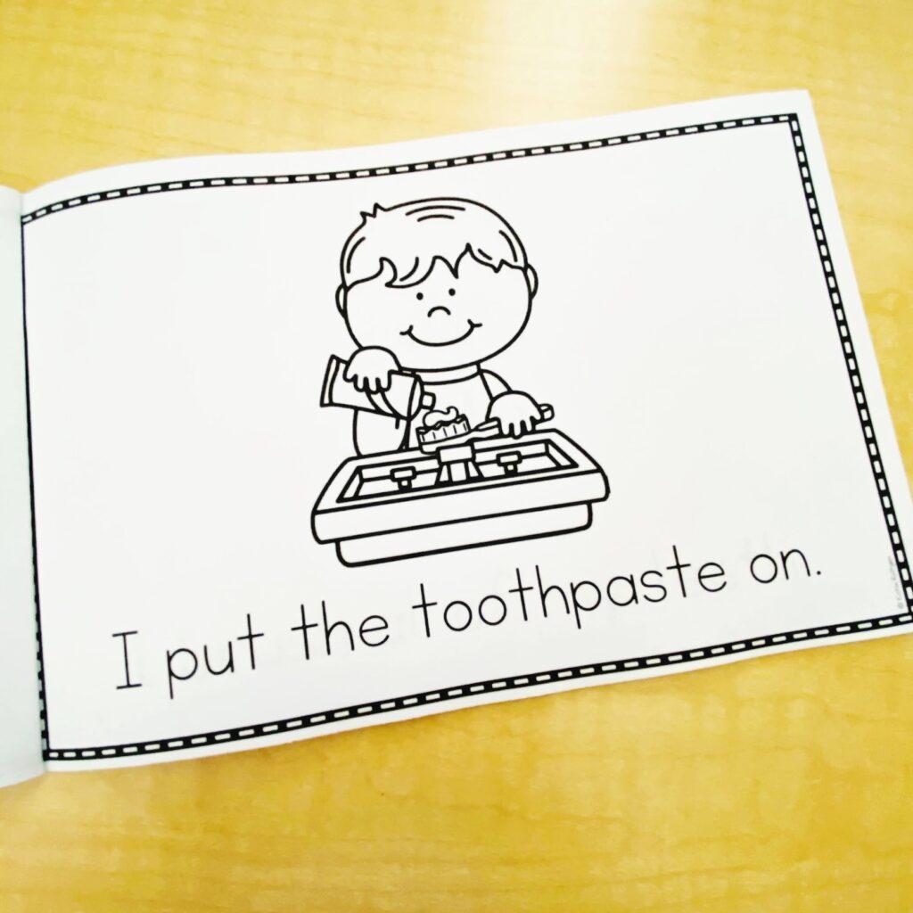 dental health month activities